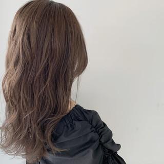 ヘアアレンジ デート 外国人風カラー 巻き髪 ヘアスタイルや髪型の写真・画像