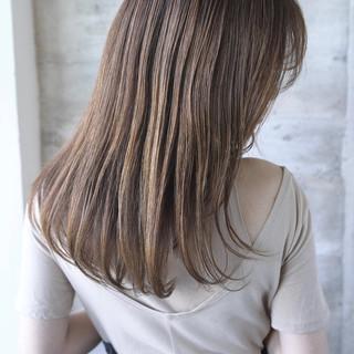 艶髪 ナチュラル 美髪 可愛い ヘアスタイルや髪型の写真・画像