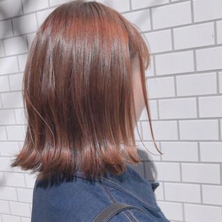 ボブ 色気 ミディアム ショート ヘアスタイルや髪型の写真・画像