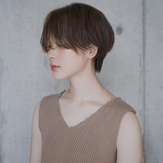 透明感 抜け感 ナチュラル ハイライト ヘアスタイルや髪型の写真・画像