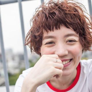 モード マッシュ 外国人風 ストリート ヘアスタイルや髪型の写真・画像