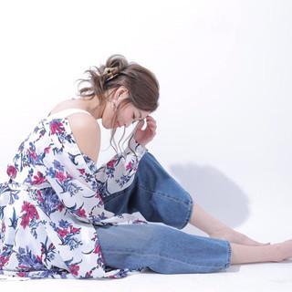 アッシュ 大人かわいい イルミナカラー ハイライト ヘアスタイルや髪型の写真・画像
