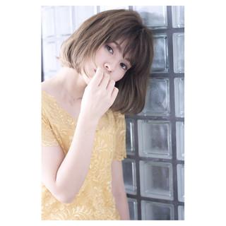 簡単ヘアアレンジ ナチュラル ショート ヘアアレンジ ヘアスタイルや髪型の写真・画像