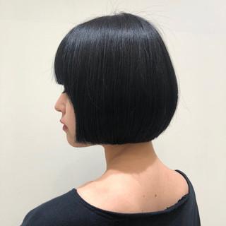モード ショートヘア ベリーショート ショートボブ ヘアスタイルや髪型の写真・画像