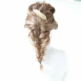 ナチュラル モテ髪 ストリート スモーキーアッシュ ヘアスタイルや髪型の写真・画像