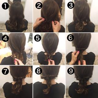 ラフ ショート ナチュラル 簡単ヘアアレンジ ヘアスタイルや髪型の写真・画像