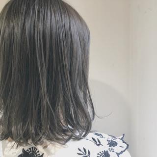 ハイライト ガーリー 大人かわいい ミディアム ヘアスタイルや髪型の写真・画像