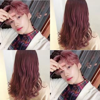 アンニュイほつれヘア 簡単ヘアアレンジ ヘアアレンジ ロング ヘアスタイルや髪型の写真・画像