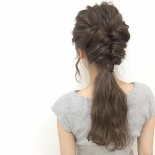 フェミニン 愛され 波ウェーブ 大人かわいい ヘアスタイルや髪型の写真・画像