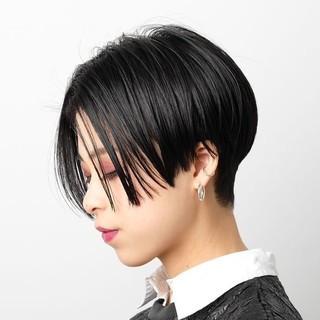 大人ヘアスタイル モード ハンサムショート 阿藤俊也 ヘアスタイルや髪型の写真・画像 ヘアスタイルや髪型の写真・画像