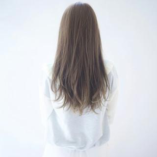 イルミナカラー 外国人風 ナチュラル 透明感 ヘアスタイルや髪型の写真・画像