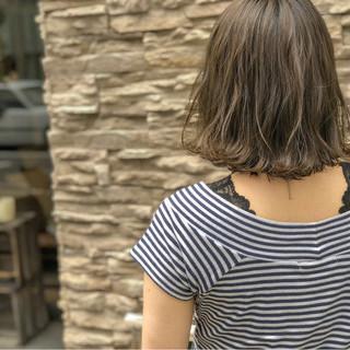 涼しげ 大人かわいい ヘアアレンジ 外ハネ ヘアスタイルや髪型の写真・画像 ヘアスタイルや髪型の写真・画像