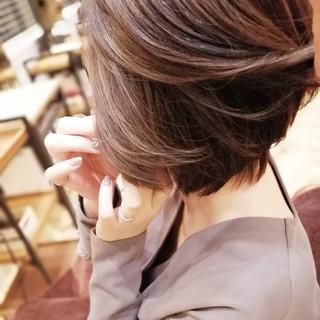 外国人風 ハイトーン 大人ハイライト インナーカラー ヘアスタイルや髪型の写真・画像