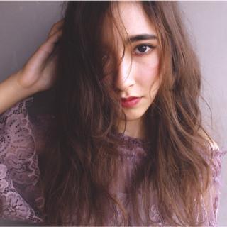 おフェロ ストリート 秋 外国人風 ヘアスタイルや髪型の写真・画像