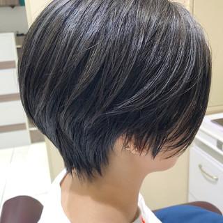 ショートヘア ショートボブ ショート ストリート ヘアスタイルや髪型の写真・画像