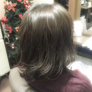 大人かわいい 外国人風カラー フェミニン ナチュラル ヘアスタイルや髪型の写真・画像