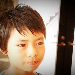 ベリーショート ナチュラル ガーリー ショート ヘアスタイルや髪型の写真・画像 ヘアスタイルや髪型の写真・画像