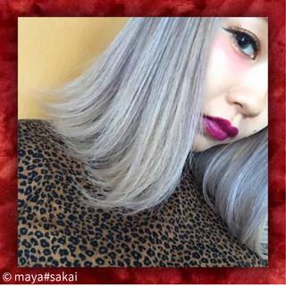 ボブ 外国人風 ガーリー 色気 ヘアスタイルや髪型の写真・画像