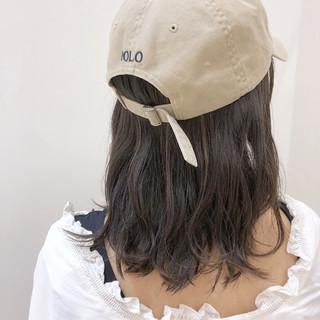 エフォートレス ゆるふわ フェミニン ナチュラル ヘアスタイルや髪型の写真・画像