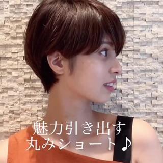 スポーツ 大人女子 ナチュラル 簡単ヘアアレンジ ヘアスタイルや髪型の写真・画像