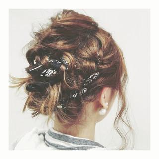 ボブ フェミニン ショート 夏 ヘアスタイルや髪型の写真・画像