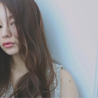 アッシュ 外国人風 暗髪 冬 ヘアスタイルや髪型の写真・画像