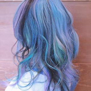 セミロング 色気 涼しげ 夏 ヘアスタイルや髪型の写真・画像