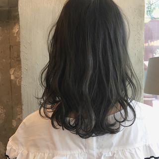 ヘアアレンジ ミディアム ハロウィン ナチュラル ヘアスタイルや髪型の写真・画像