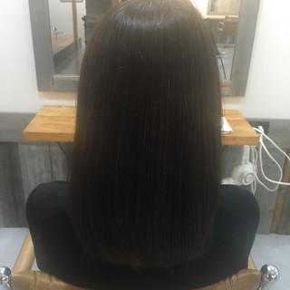 ナチュラル 黒髪 色気 暗髪 ヘアスタイルや髪型の写真・画像 ヘアスタイルや髪型の写真・画像