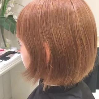 ナチュラル ショート ヘアメイク ショートボブ ヘアスタイルや髪型の写真・画像 ヘアスタイルや髪型の写真・画像