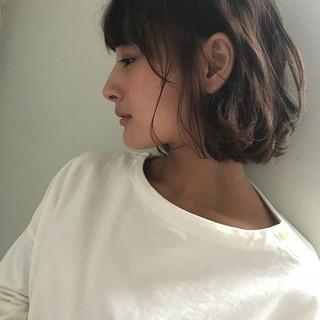 パーマ 大人かわいい ゆるふわ こなれ感 ヘアスタイルや髪型の写真・画像