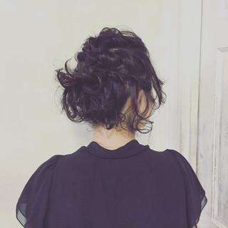 ショート 暗髪 アッシュ ボブ ヘアスタイルや髪型の写真・画像