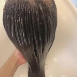 名古屋市守山区 ナチュラル 美髪 ロング ヘアスタイルや髪型の写真・画像
