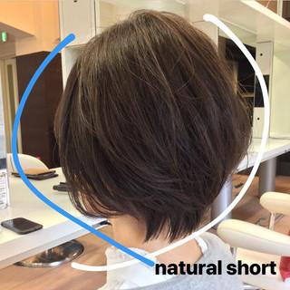 ナチュラル ゆるナチュラル シースルーバング ヘアアレンジ ヘアスタイルや髪型の写真・画像