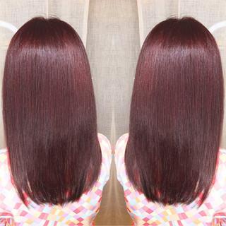 アウトドア 外国人風 リラックス セミロング ヘアスタイルや髪型の写真・画像