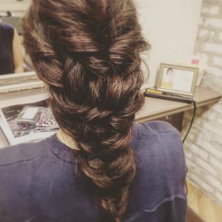 ロング ショート こなれ感 モテ髪 ヘアスタイルや髪型の写真・画像