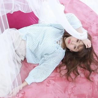 フェミニン ロング 女子力 大人ハイライト ヘアスタイルや髪型の写真・画像