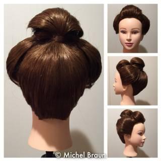 和装 成人式 着物 ヘアアレンジ ヘアスタイルや髪型の写真・画像