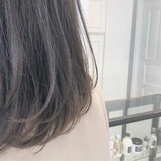 透明感 オフィス デート 外国人風カラー ヘアスタイルや髪型の写真・画像