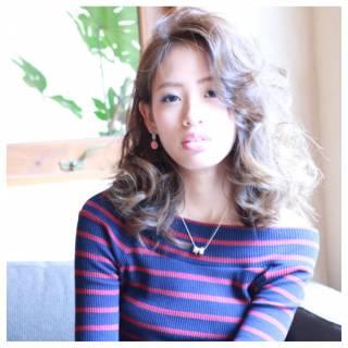 渋谷系 モテ髪 ガーリー 愛され ヘアスタイルや髪型の写真・画像