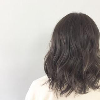 ヘアアレンジ パーマ ハイライト ガーリー ヘアスタイルや髪型の写真・画像