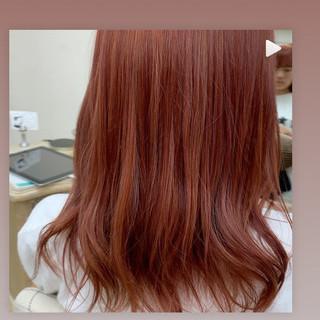 ハイトーン ハイトーンカラー ブリーチカラー ハイトーンボブ ヘアスタイルや髪型の写真・画像