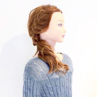大人女子 エレガント ロング ヘアアレンジ ヘアスタイルや髪型の写真・画像