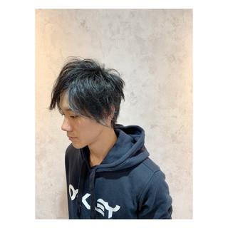 メンズカット メンズ ショート メンズヘア ヘアスタイルや髪型の写真・画像 | 角谷 崇 / hair  Cou Cou