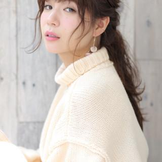 磯野真由美さんのヘアスナップ