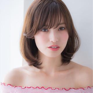 ナチュラル 色気 ヘアアレンジ 斜め前髪 ヘアスタイルや髪型の写真・画像