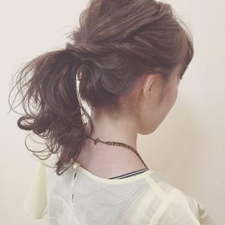 朝の時短に♪可愛い&おしゃれなのにスタイリング楽々ヘア