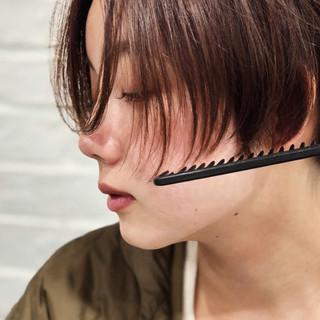 愛され デート ナチュラル オフィス ヘアスタイルや髪型の写真・画像