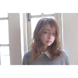 外国人風 ゆるふわ ヘアアレンジ 大人女子 ヘアスタイルや髪型の写真・画像