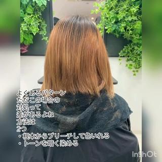 ダークグレー 外国人風カラー グラデーションカラー イルミナカラー ヘアスタイルや髪型の写真・画像
